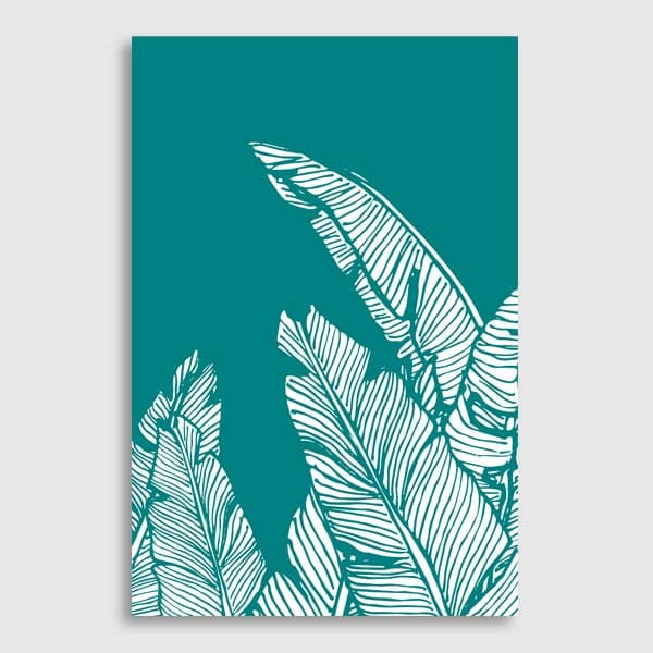 600x600-Banana-Leaves-on-Teal