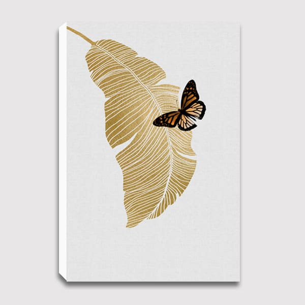 canvas-Butterfly-_-Palm-Leaf