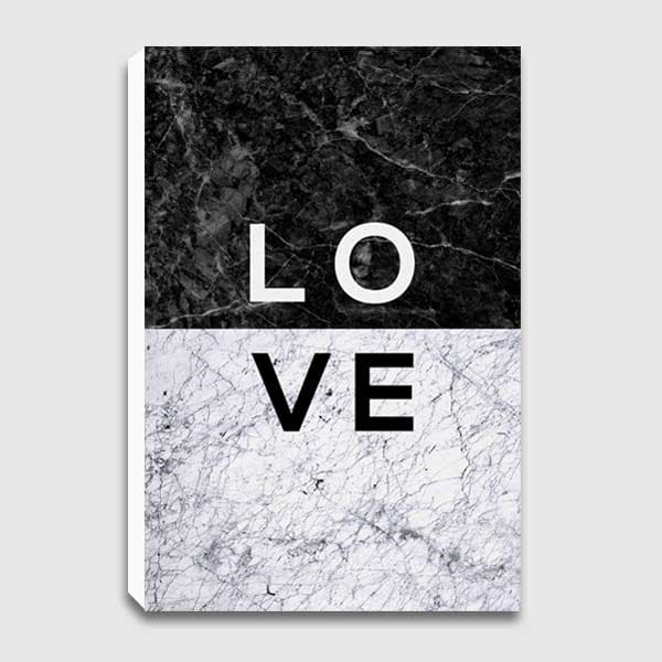 canvas-Love-Marble-Quote