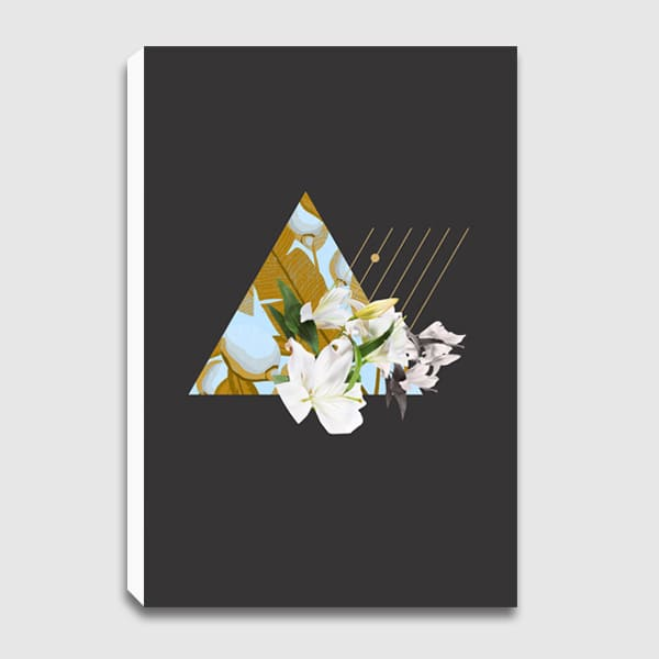 canvas-Tropical-Flowers-&-Geometry - -01