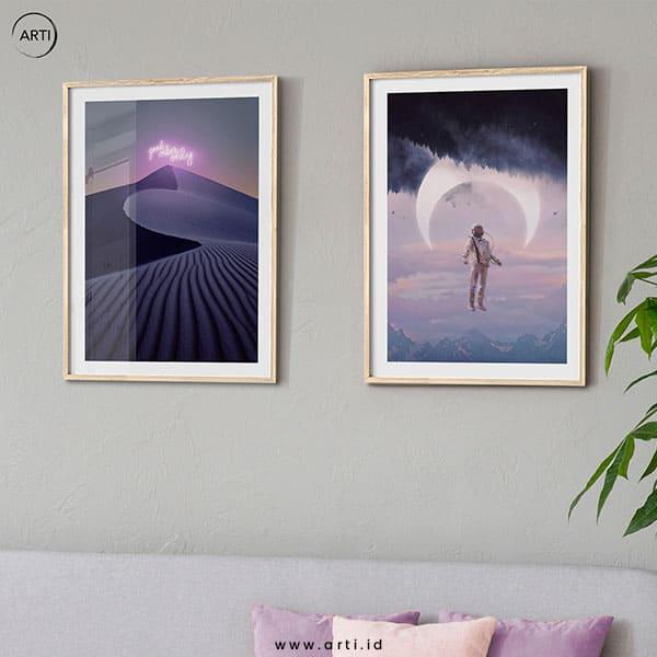 210. Purple Sky Rising